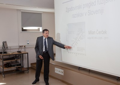 Prof. dr. Milan Čerček, Former Head of SFA